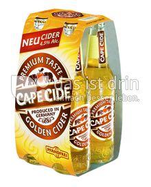 cape cide golden cider kalorien kcal und inhaltsstoffe das ist drin. Black Bedroom Furniture Sets. Home Design Ideas
