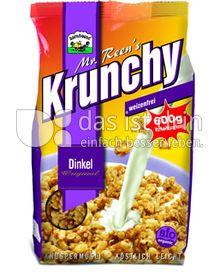 Produktabbildung: Mr. Reen's Krunchy Dinkel 600 g