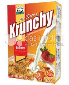 Produktabbildung: Mr. Reen's Krunchy Erdbeer 700 g
