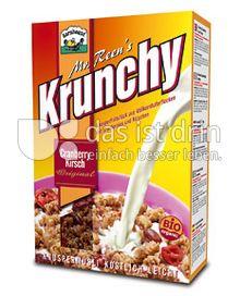 Produktabbildung: Mr. Reen's Krunchy Cranberry Kirsch 700 g