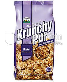 Produktabbildung: Mr. Reen's Krunchy Pur Dinkel 750 g