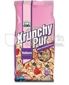 Produktabbildung: Mr. Reen's Krunchy Pur Waldbeere 375 g
