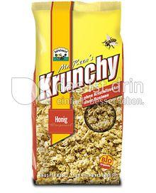 Produktabbildung: Mr. Reen's Krunchy Honig 750 g