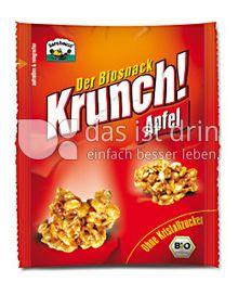 Produktabbildung: Der Biosnack Krunch! Apfel 60 g