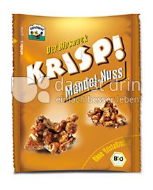 Produktabbildung: Der Biosnack Krunch! Mandel-Nuss 60 g