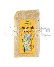 Produktabbildung: Davert Amaranth 500 g