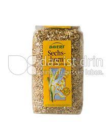 Produktabbildung: Davert Sechskorn-Getreidemischung 500 g