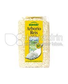Produktabbildung: Davert Arborio-Reis, weiß für Risotto 500 g
