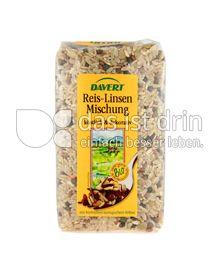 Produktabbildung: Davert Bunte Reis-Linsenmischung 500 g