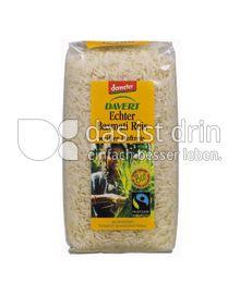 Produktabbildung: Davert DEMETER Echter Basmati-Reis, weiß 1 kg