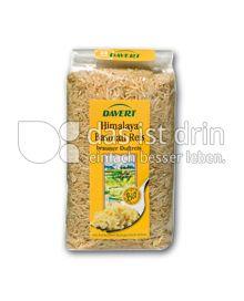 Produktabbildung: Davert Himalaya Basmati Reis, brauner Duftreis 500 g