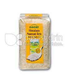 Produktabbildung: Davert Himalaya Basmati Reis, weißer Duftreis 500 g