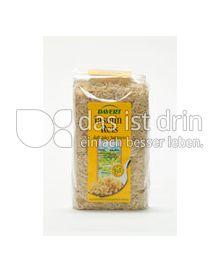 Produktabbildung: Davert Jasmin-Reis, braun 500 g