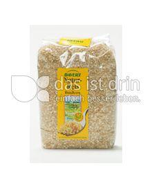 Produktabbildung: Davert Natur-Reis, Rundkorn 1 kg
