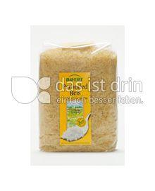 Produktabbildung: Davert Parboiled Reis Langkorn, weiß 1 kg