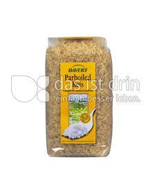 Produktabbildung: Davert Parboiled Reis Langkorn, weiß 500 g