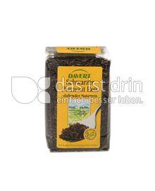 Produktabbildung: Davert Schwarzer Piemont Reis 500 g