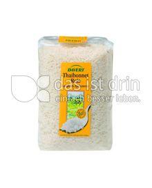Produktabbildung: Davert Thaibonnet Reis, lang, weiß 1 kg