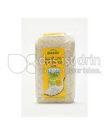 Produktabbildung: Davert Thaibonnet Reis, lang, weiß 500 g