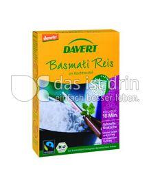 Produktabbildung: Davert DEMETER Basmati-Reis im Kochbeutel 250 g