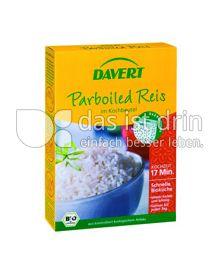 Produktabbildung: Davert Parboiled Reis im Kochbeutel 250 g