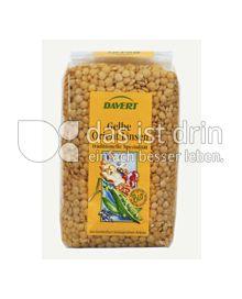 Produktabbildung: Davert Gelbe Orient Linsen 500 g
