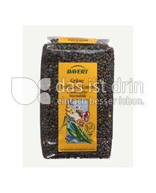 Produktabbildung: Davert Grüne Delikatess-Linsen 500 g
