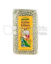 Produktabbildung: Davert Grüne Erbsen 500 g