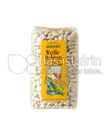 Produktabbildung: Davert Weiße Bohnen 500 g