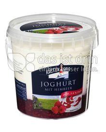 Produktabbildung: Küstengold Joghurt mit Himbeere 500 g