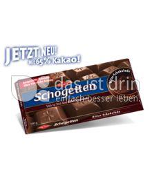 Produktabbildung: Schogetten Bitter-Schokolade 100 g