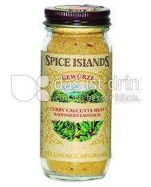 Produktabbildung: Spice Islands Curry Calcutta Heat 38 g