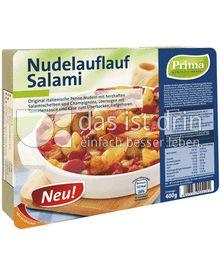 Produktabbildung: Prima Menü Nudelauflauf Salami 400 g