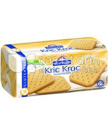 Produktabbildung: Glutano Kric Kroc Salzcracker 165 g