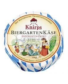 Produktabbildung: Bauer Knirps Biergartenkäse 150 g