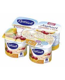 Produktabbildung: Optiwell Cranberry & Birne 4 St.