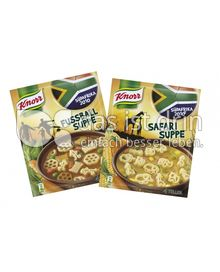 Produktabbildung: Knorr Safari Suppe 28 g