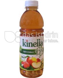Produktabbildung: Kinella Apfel-Erdbeer-Bio-Schorle 700 ml