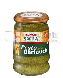 Produktabbildung: Saclà Pesto mit Bärlauch 212 g