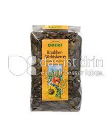 Produktabbildung: Davert Knabber-Kürbiskerne 250 g