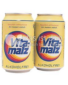 Produktabbildung: Vitamalz Das Original 0,33 l