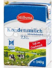 Produktabbildung: Milbona Kondensmilch Wärmebehandelt 7,5% Fett 340 g