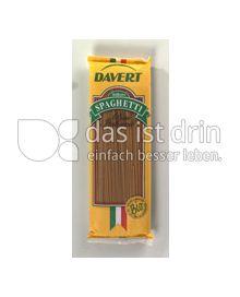 Produktabbildung: Davert Vollkorn-Spaghetti 500 g