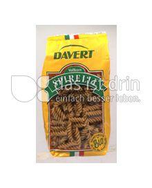 Produktabbildung: Davert Vollkorn-Spirelli 500 g