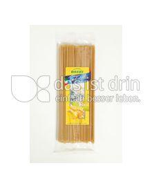 Produktabbildung: Davert Vollkorn-Tagliatelle 500 g