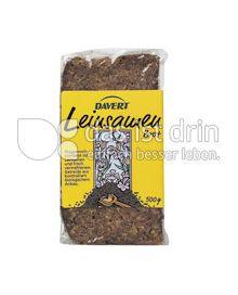 Produktabbildung: Davert Leinsamenbrot 500 g