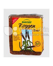 Produktabbildung: Davert Roggen-Brot 500 g