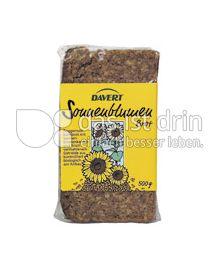 Produktabbildung: Davert Sonnenblumenbrot 500 g