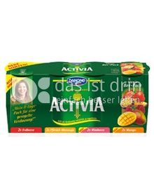 Produktabbildung: Danone Activia Mango 115 g