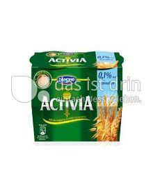 Produktabbildung: Danone Activia 0,1% Cerealien 115 g